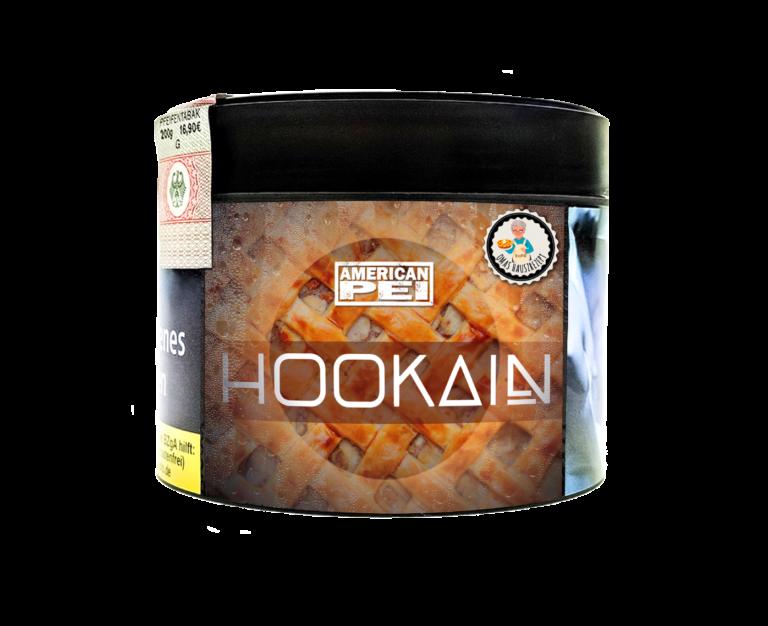 HOOKAIN_Shishatabak_American_Pie