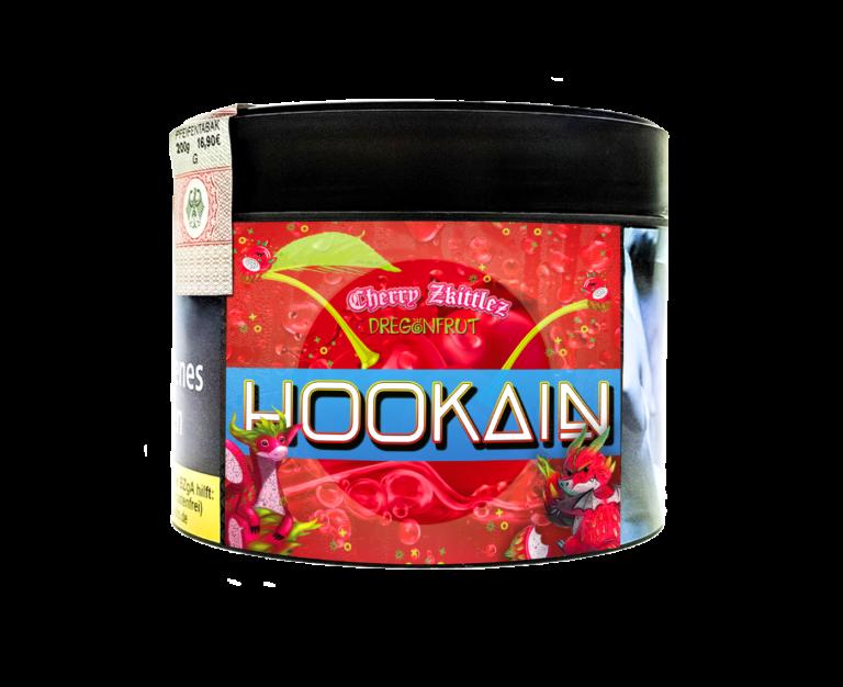 HOOKAIN_Shishatabak_Cherry_Skittlez